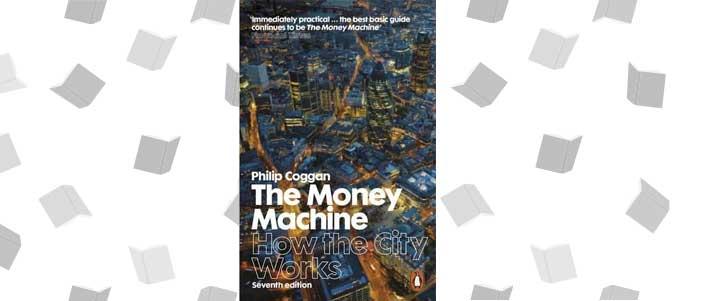 la couverture de livre de machine d'argent