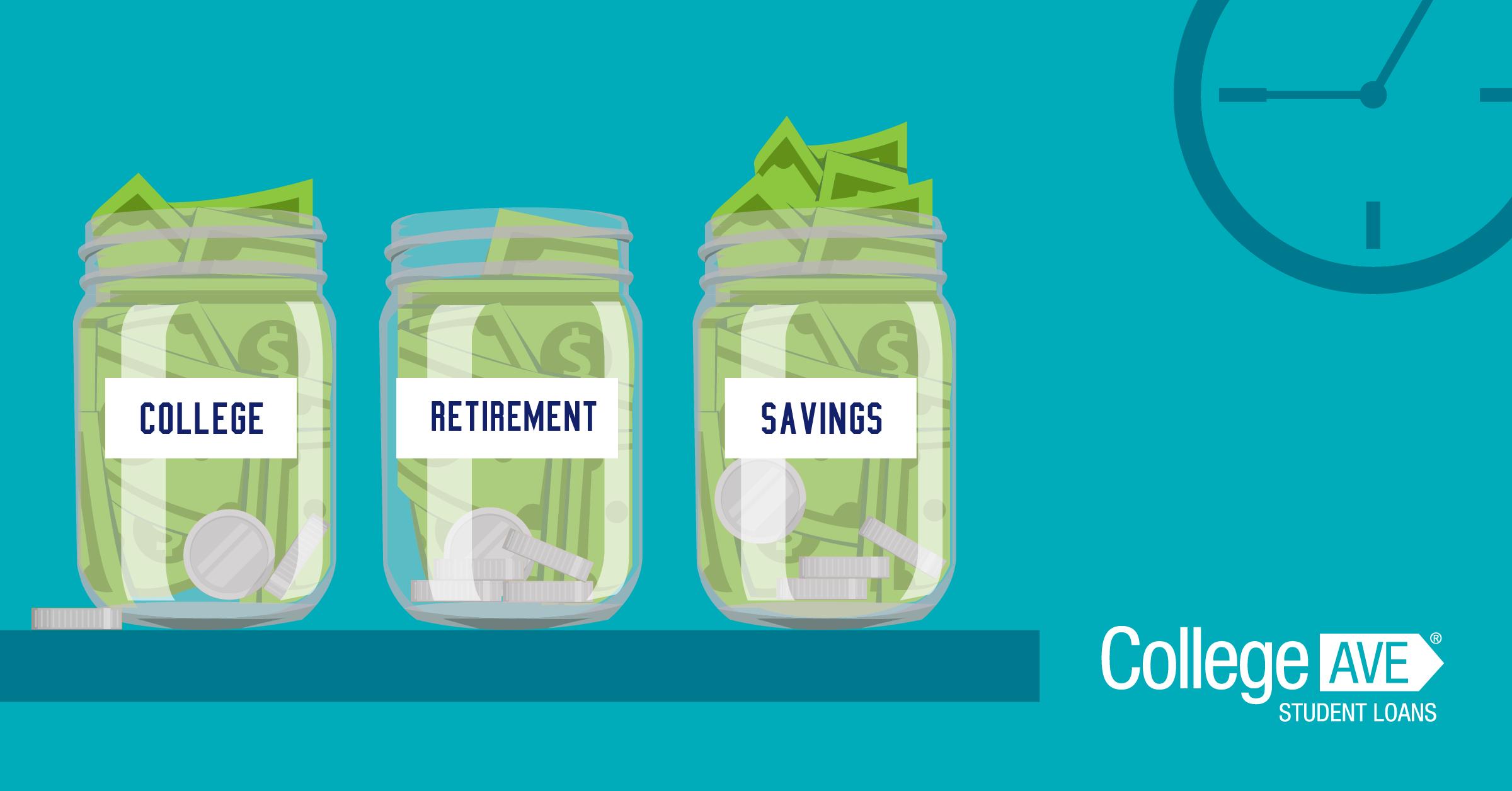 Comment épargner pour la retraite et payer pour le collège en même temps