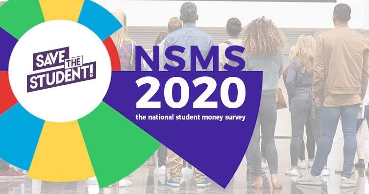 Les gens confrontés au texte `` NSMS 2020 ''