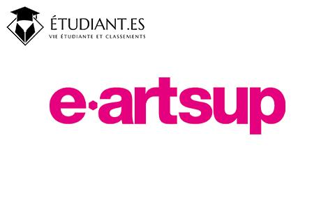 E-Artsup : avis et classement étudiant.es