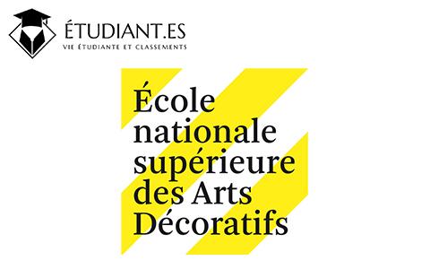 EnsAD : avis et classement étudiant.es