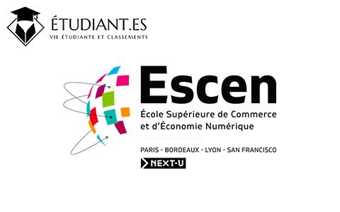ESCEN : avis étudiant.es