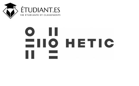 HETIC : avis étudiant.es