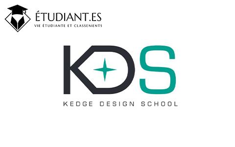 Kedge Design School : avis et classement étudiant.es