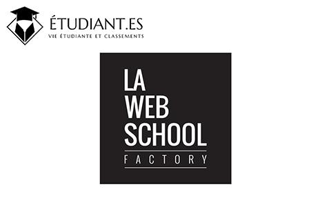 Web School Factory : avis étudiant.es