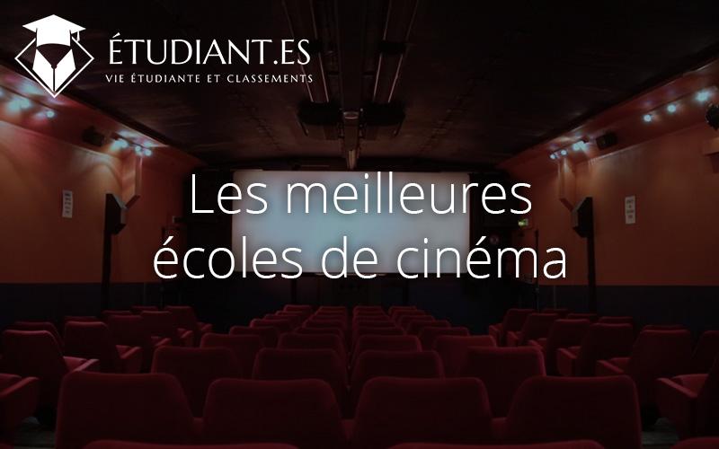 Classement des écoles de cinéma
