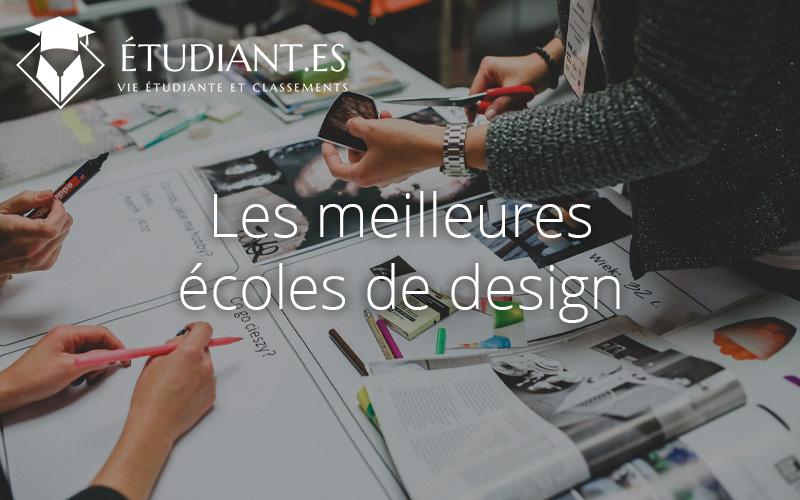 Classement des écoles de design