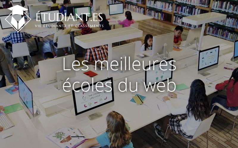 Classement des écoles du web