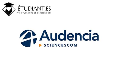 Audencia Sciencescom : avis étudiant.es