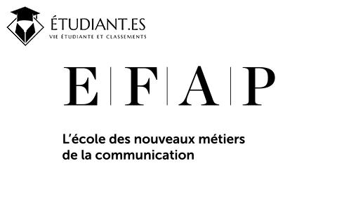 EFAP : avis étudiant.es