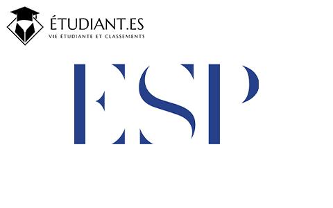 ESP : avis étudiant.es