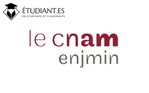 CNAM - ENJMIN : avis et classement étudiant.es