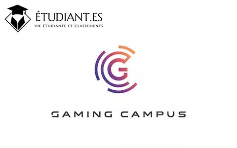 Gaming Campus : avis et classement étudiant.es