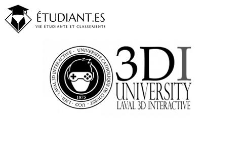 Laval 3Di : avis et classement étudiant.es