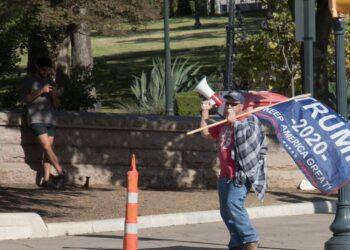 Plusieurs signes indiquent que le rassemblement de ce week-end pour les émeutiers de MAGA est un énorme raté: expert en extrémisme