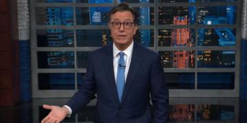 Colbert a un conseil à donner à Trump avant le prochain rassemblement « Justice pour J6 » au Capitole des États-Unis