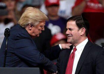 Le principal bailleur de fonds de l'« audit » des élections de 2020 en Arizona signale qu'un nouveau rapport admettra que Biden a battu Trump